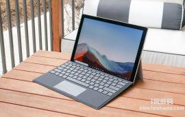 微软Surface Pro 7怎么分屏显示?Surface平板分屏技巧