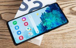 三星Galaxy S20手机怎么分屏显示?三星S20多任务界面设置