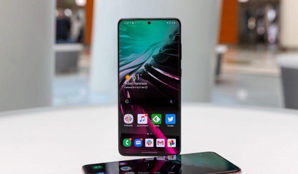三星Galaxy S20手机