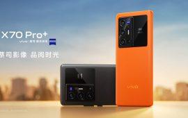 vivoX70Pro+是什么芯片-支持几倍变焦